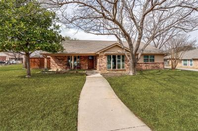 Keller Single Family Home Active Option Contract: 308 King Trail