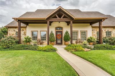 Fort Worth Single Family Home For Sale: 1201 Lytham Court