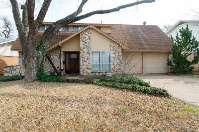 Irving Single Family Home For Sale: 2314 W 11th Street