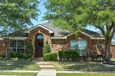 The Colony TX Single Family Home For Sale: $318,000