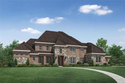 Colleyville Single Family Home For Sale: 7600 Prairie View Drive