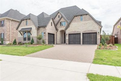 Frisco Single Family Home For Sale: 6442 Lasseter Trail