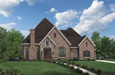Colleyville Single Family Home For Sale: 7600 Wildflower Way