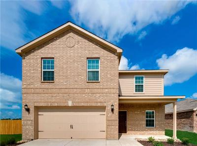 Forney Single Family Home For Sale: 8960 Blackhaw Street