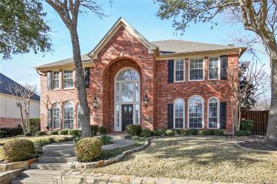 Keller Single Family Home For Sale: 803 Highland Lakes Court
