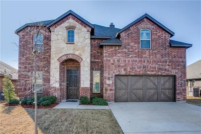 Mansfield Single Family Home Active Option Contract: 1007 Copperleaf Drive