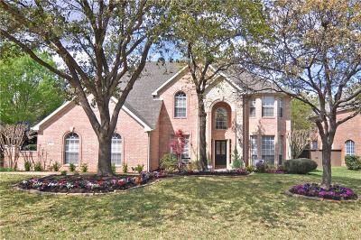 Southlake Single Family Home For Sale: 722 Ashleigh Lane