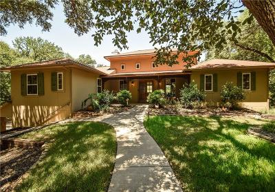 Granbury Single Family Home For Sale: 6710 Westover Drive