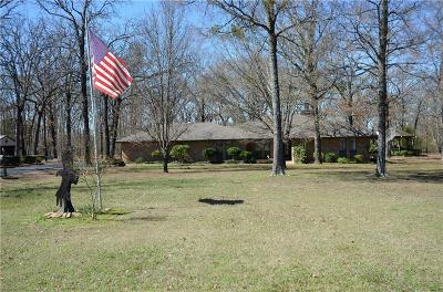 Grand Saline Single Family Home Active Option Contract: 1210 State Highway 110