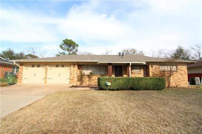Hurst Single Family Home For Sale: 1044 Mary Drive