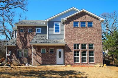 Lake Dallas Single Family Home Active Option Contract: 601 Meadowbrook