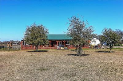 Gunter Single Family Home Active Option Contract: 767 Hunt Road