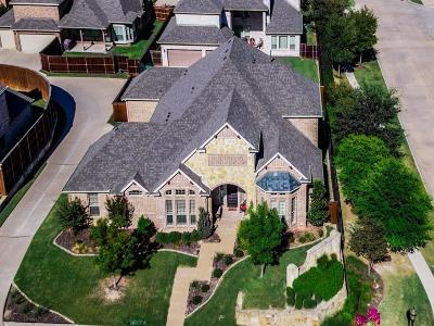 McKinney Single Family Home Active Option Contract: 4300 Beaver Run Drive