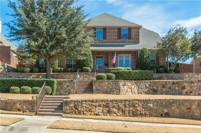 Lewisville Single Family Home Active Contingent: 925 Sir Constantine Drive