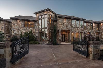 Dallas TX Single Family Home For Sale: $6,495,000