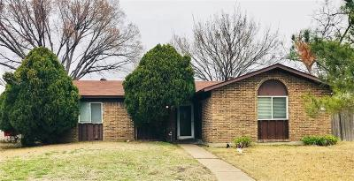 Carrollton Single Family Home For Sale: 2131 Travis Drive
