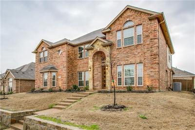 Desoto Single Family Home For Sale: 1736 River Run Drive