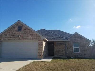 Springtown Single Family Home For Sale: 402 Summer Tree Lane