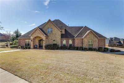 Burleson Single Family Home For Sale: 715 Flamingo Circle