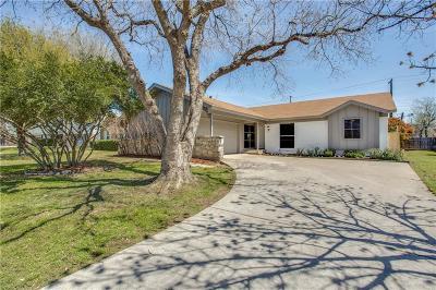 Dallas Single Family Home For Sale: 12218 Ridgecove Drive