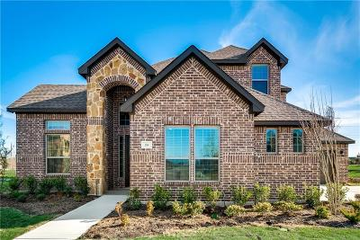 Waxahachie Single Family Home For Sale: 184 Sapphire Lane