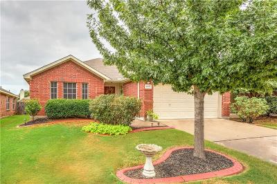 Fort Worth TX Single Family Home Active Contingent: $187,000