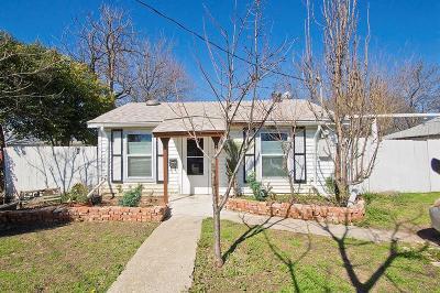McKinney Single Family Home For Sale: 705 Rike Street