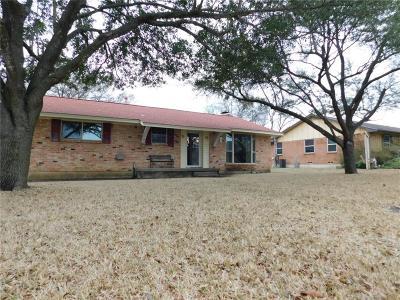Red Oak Single Family Home For Sale: 115 S Hillside Street