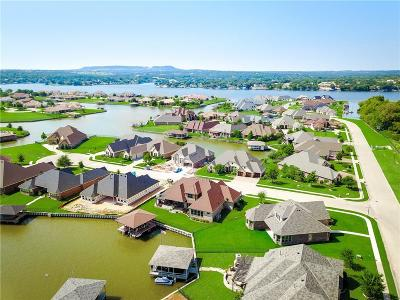 Granbury Single Family Home Active Contingent: 1108 Sunset Bay Court