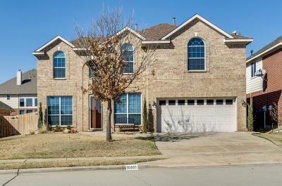 Crawford Farms Add Single Family Home For Sale: 10101 Crawford Farms Drive