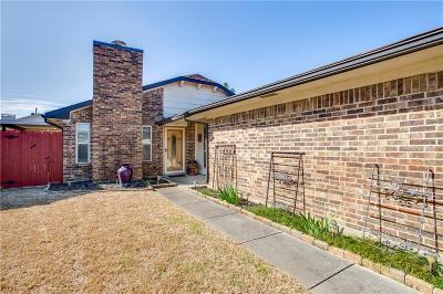 Single Family Home Active Option Contract: 2004 Gallante Drive