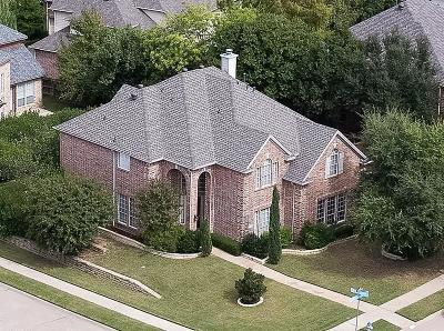 Richardson Single Family Home For Sale: 4401 Crystal Mountain Drive