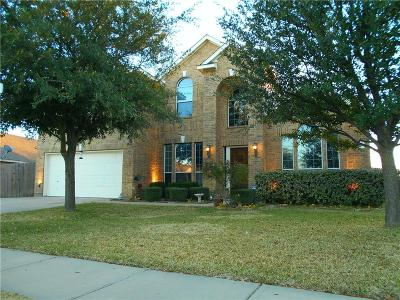 Midlothian Single Family Home For Sale: 5425 Old Blush Drive
