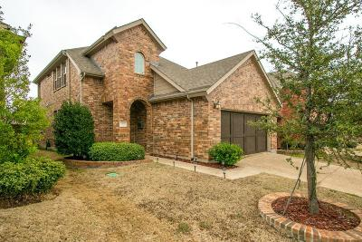 Lewisville Single Family Home For Sale: 205 Sir Brine Drive
