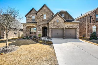 McKinney Single Family Home For Sale: 208 Village Creek Drive