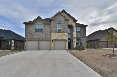 Grand Prairie Single Family Home For Sale: 2971 Loch Circle