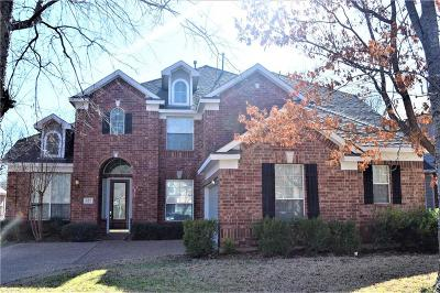 Grand Prairie Single Family Home For Sale: 623 Creekwood Lane