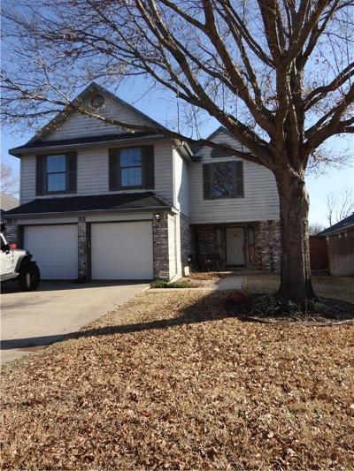 Fort Worth Single Family Home Active Option Contract: 4824 Ashton Avenue