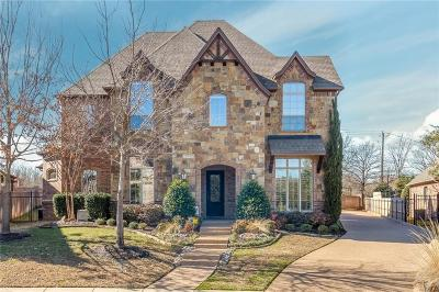 Keller Single Family Home Active Option Contract: 1225 Verona Way