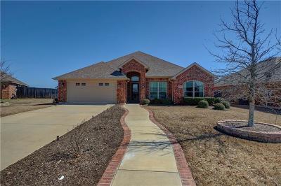 Waxahachie Single Family Home For Sale: 162 Horseshoe Bend