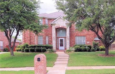 Flower Mound Single Family Home Active Option Contract: 2820 Northshore Boulevard