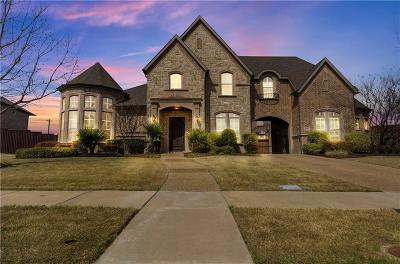 Allen Single Family Home Active Option Contract: 2297 Sussex Lane