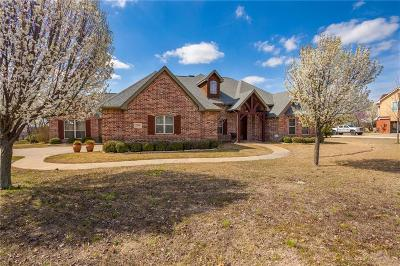 Rockwall Single Family Home Active Option Contract: 2708 Lydia Lane