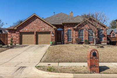 Flower Mound Single Family Home Active Option Contract: 2803 Bur Oak Drive
