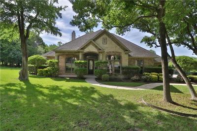 Fort Worth Single Family Home For Sale: 4412 La Jitas Court
