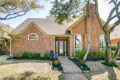 Single Family Home For Sale: 6012 Richwater Drive