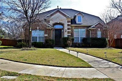 Frisco Single Family Home For Sale: 7062 Brushy Creek Drive