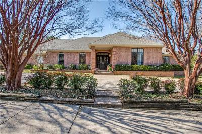 Dallas Single Family Home For Sale: 5908 Twin Coves Street