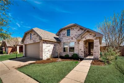 Rockwall, Fate, Heath, Mclendon Chisholm Single Family Home Active Option Contract: 518 Blue Sage Drive
