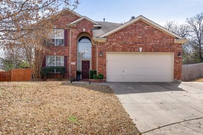 Euless Single Family Home For Sale: 404 Granite Court